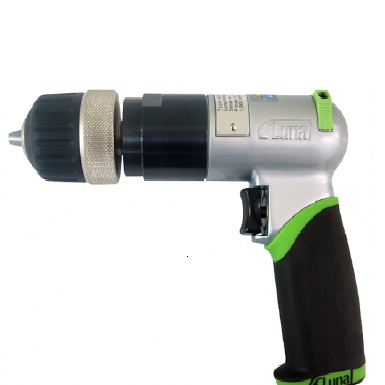 "Luna 3/8"" Air Drill Keyless Chuck"