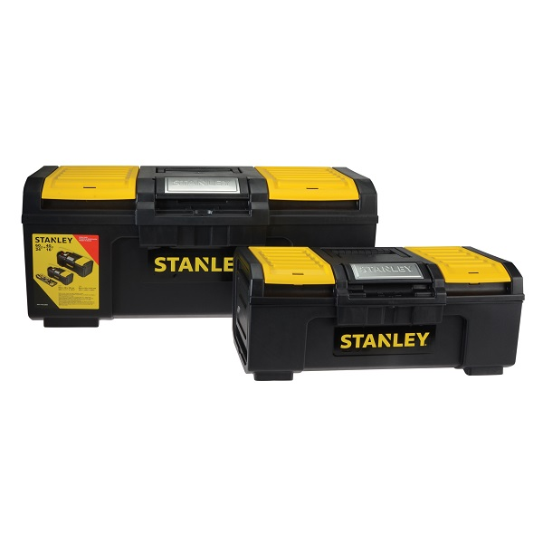 "Stanley Sta141184 2 Pack Toolbox 1 X 24"" 1 X 16"""