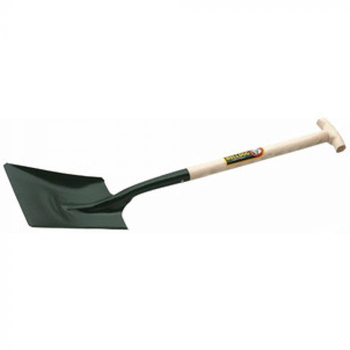 Bulldog 2sm-2t Shovel Square Mouth Open Socket