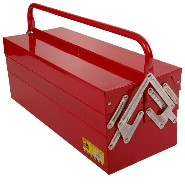 "5 Tray 21"" Cantilever Tool Box Metal"