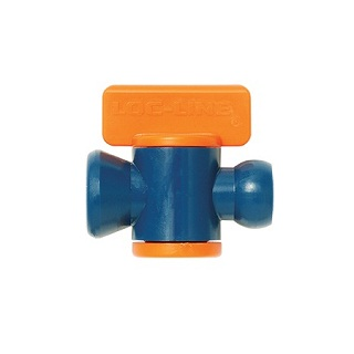 Loc-Line 21194 1/4 In-Line Valve Sold As A Pack Of 2