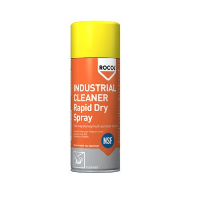 Rocol Industrial Cleaner Rapid Spray