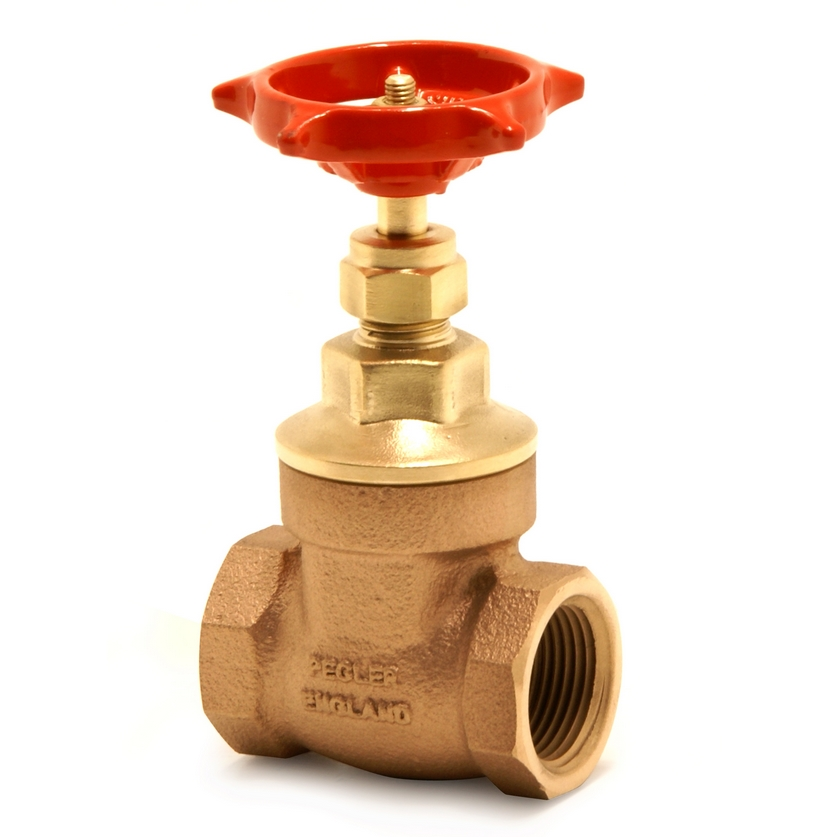 "3/8"" Pegler 1070 GM Gate Valve"
