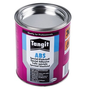 Tin Abs Solvent Cement 650g Tangit