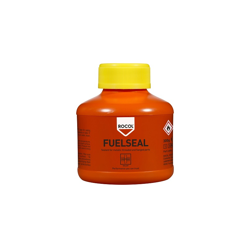 375grm Foliac Super Red (fuelseal) 30051