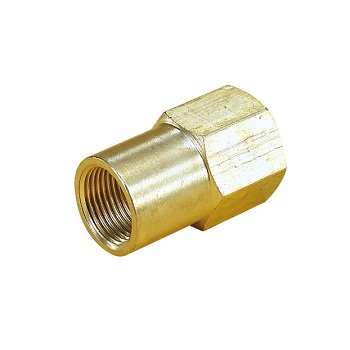 "Enots 1/4"" X 6mm 36.0505.10 Female Adapt"