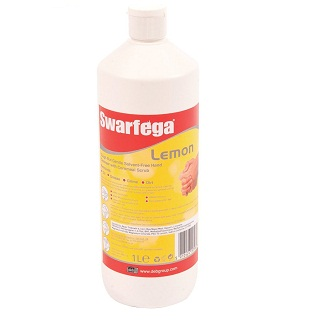 1 LTR Swarfega Lemon Swl1ls Squeezy Bottle Hand Cleanser was 500ml Swarfega Lemon Spp30c