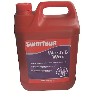5 LTR Deb Wash & Wax Car Shampoo Dww54h