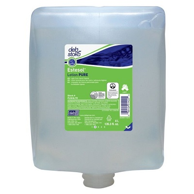 Deb 4000 Series 4 LTR Pure Wash Puw4ltr was 4ltr Pure Pur54zd