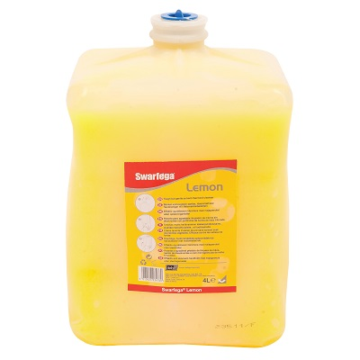4 LTR Swarfega Lemon Cartridge Swl4ltr Hand Cleanser was Deb 4000 4ltr Tufenga Lemon Tul4ltr