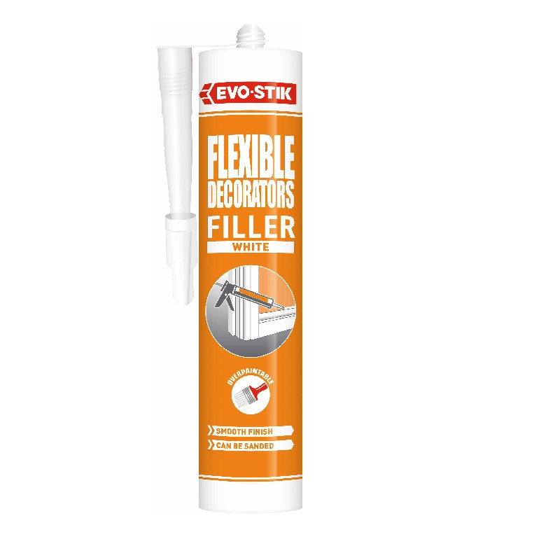 Evo-Stik Decorators Flexible Filler C20 Over-Paintable