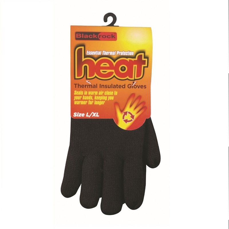 Thermal Gloves Black Rock Heat Insulated