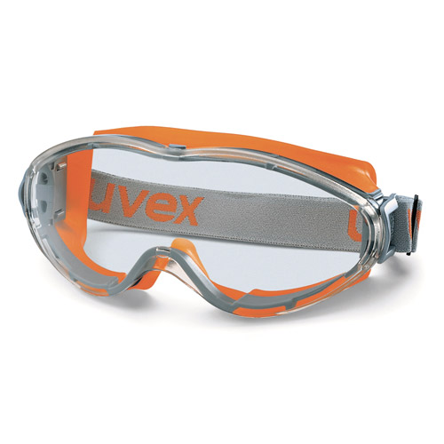 Uvex 9302-245 Orange Ultrasonic Goggle