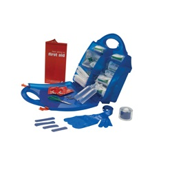 Catering First Aid Kit 1-10 Blue 34153