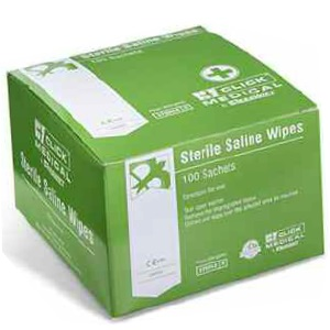 Alcohol Free Med Wipes100 Box 82124