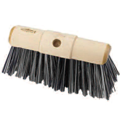 "Yzbw13 Friesian 13"" Polyprop Brush Head Unthreaded (use 816omc Handle