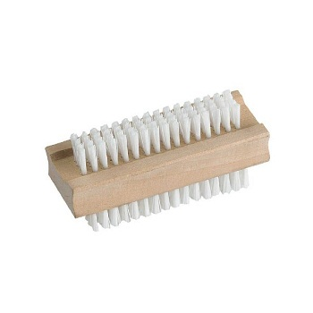 na7/na11nail Brush Wood - Nylon Bristles