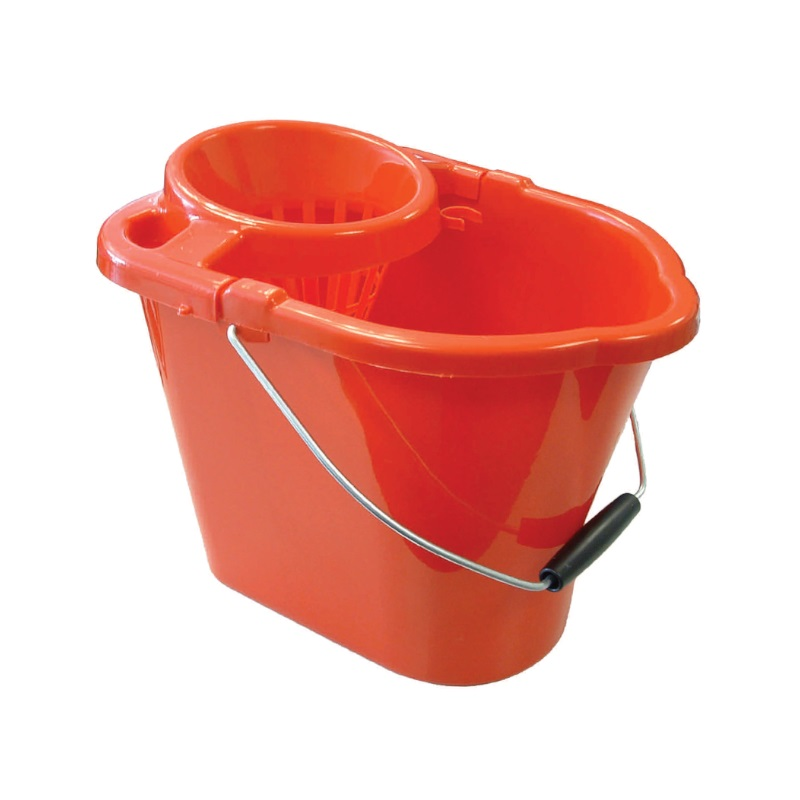 Plastic Do All Mop Bucket 025002