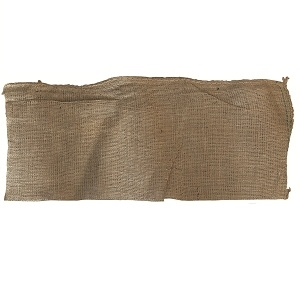 "Empty Sand Bag Hessian 13"" X 31"" Approx"