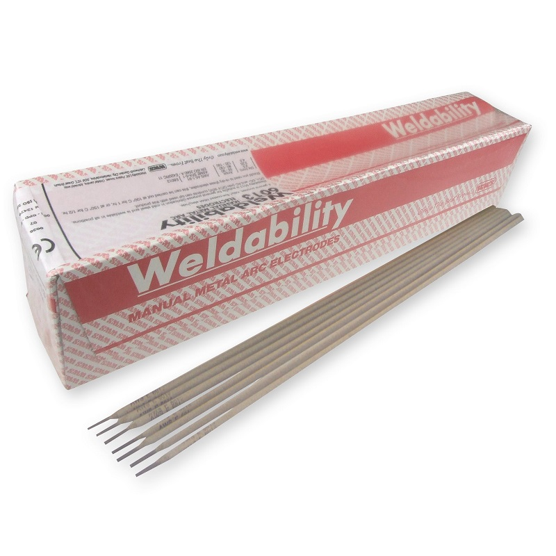 Weldability 6013 Mild Steel Welding Rod