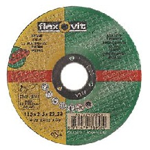Flexovit Flat Stone Cutting Discs