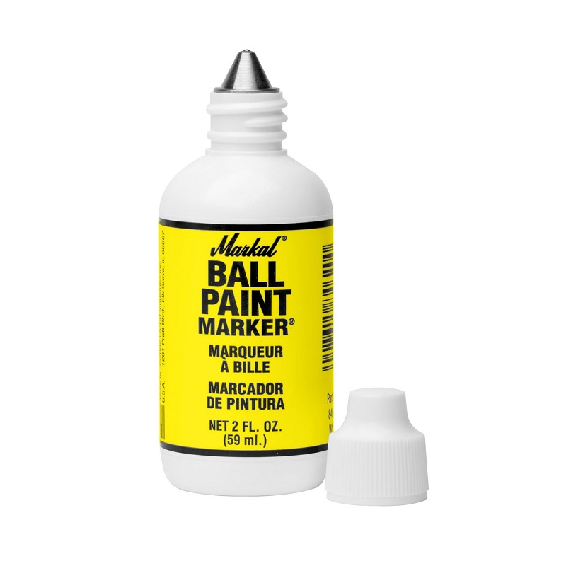 "Markal ""ball Paint"" Markers"