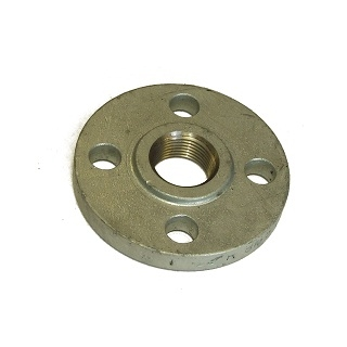 Galvanised Asa150 Flange Screwed