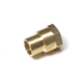 Straight Fi Connector Solder Ring Fitting Co2
