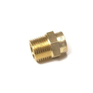 Straight Mi Connector Solder Ring Fitting Co3