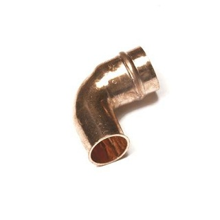 90 Degree Street Elbow Solder Ring Fitting Co12s