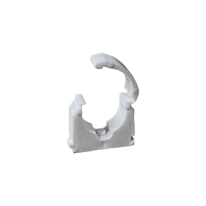 G28 Polypropylene Hinged Snap Over Clips