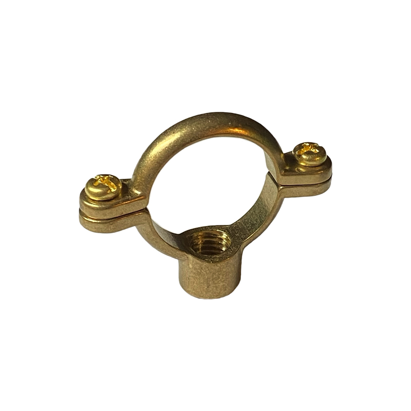 Brass Single Pipe Rings Iso Metric 15mm To 76mm