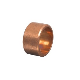 "Wade Copper Coupling Rings 1020 To 1037 1/8"" To 1"""