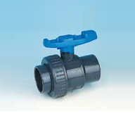 TP Pvcu Economy Ball Valve Single-Union 18l