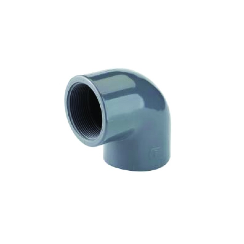 Pvcu Elbow 90 Degrees Threaded Female