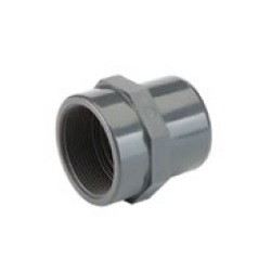 Abs Adaptor Female thread/plain Male Spigot