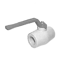 Aquasystem Pp-R Ball Valve With Lever 4096