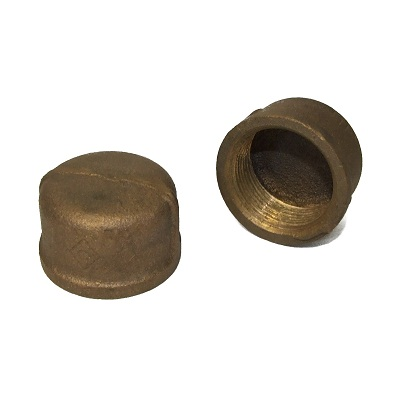 Gunmetal(brass) Screwed Cap