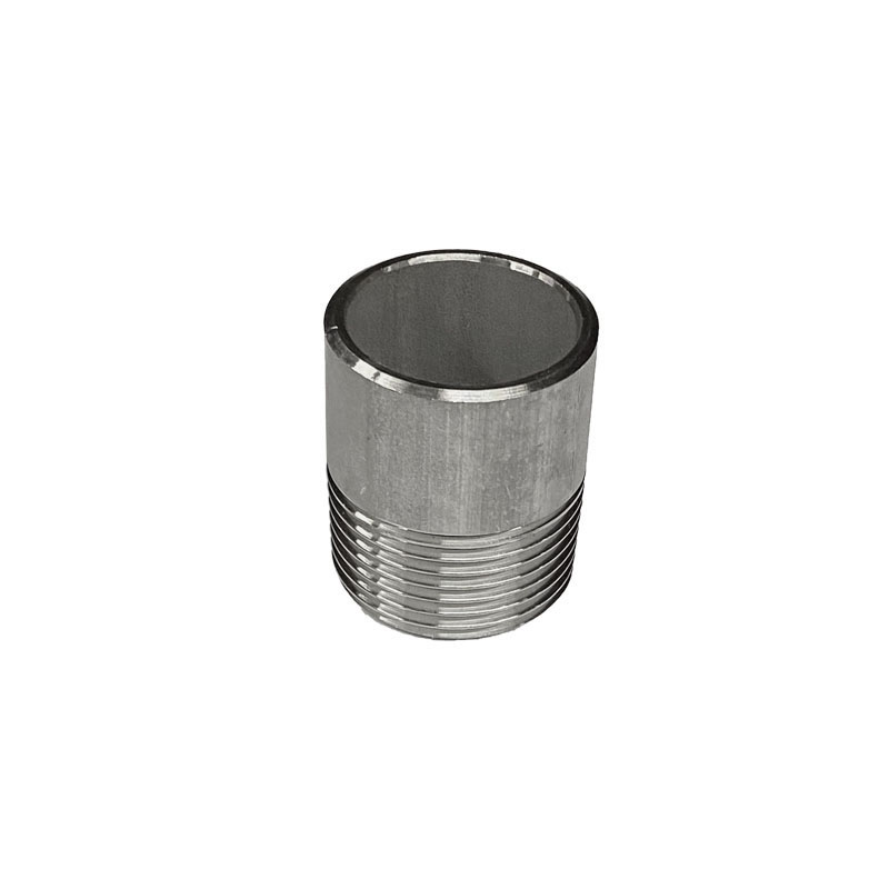 Stainless Steel Plain Nipple, BSP