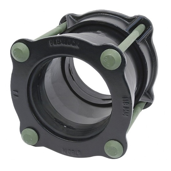 Viking Johnson Flexlock Pipe Couplings for Ductile Iron Pipe