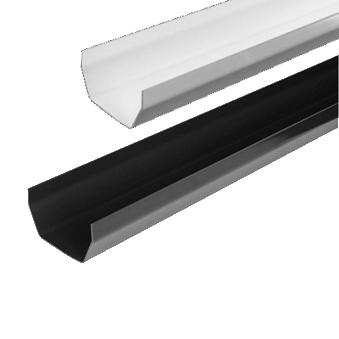 Hunter squareflo gutter - Rain gutter downspout diffuser ...