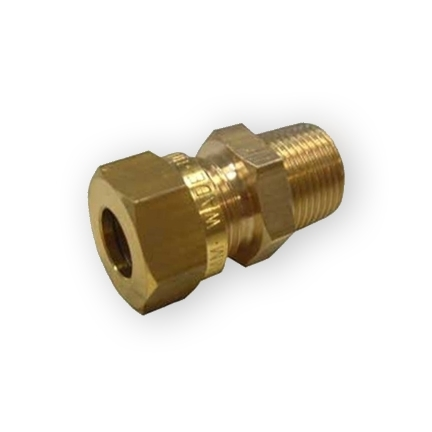 Wade Microbore Male Stud Coupling