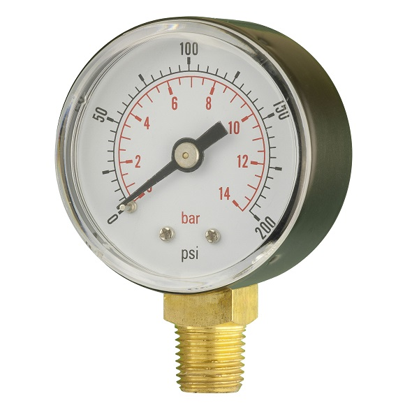 50mm Dry Pressure Gauges