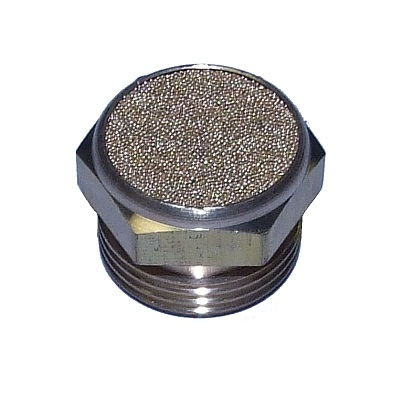 Sintered Bronze Silencer 7010