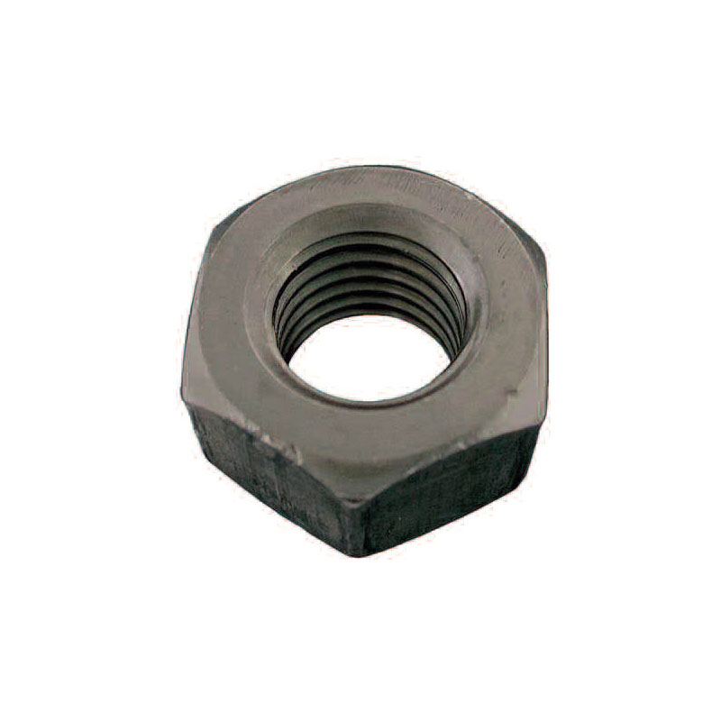 BSW Steel Hex Full Nuts