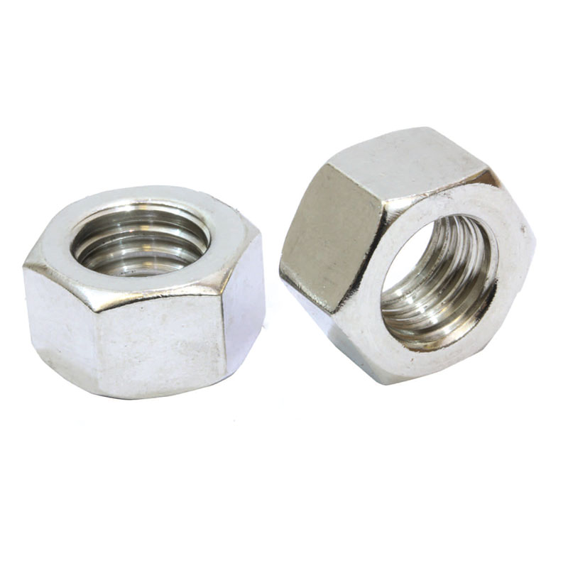 Grade 10 Full Hex Nuts Din934