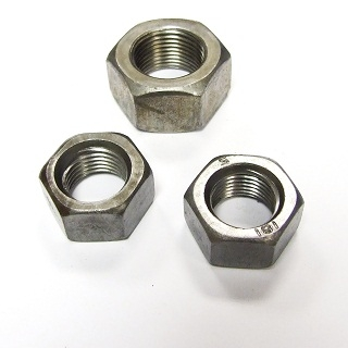 Metric Hex Full Nuts (generic Pitch) 1.25mm/1.5mm