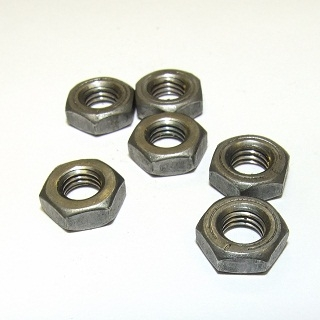 Unf Cold Forged Hex Lock Nuts