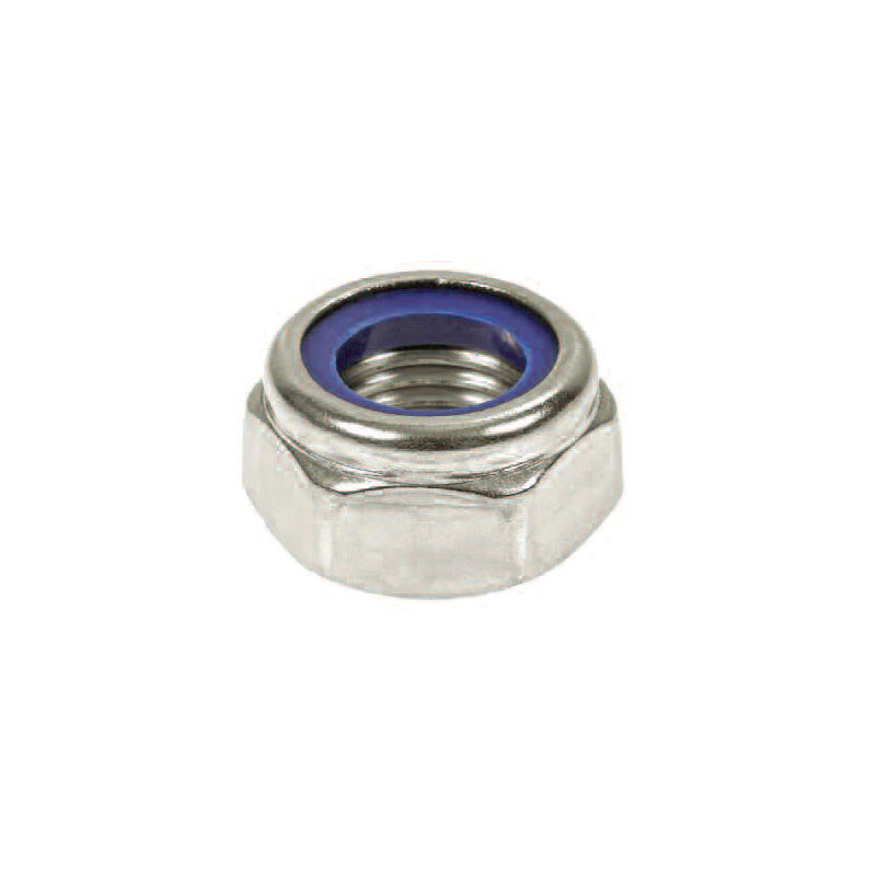"Nyloc Type ""t"" Self-Locking Nuts Din985"