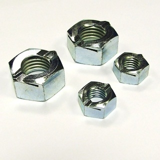 Binx Self-Locking Nuts Metric